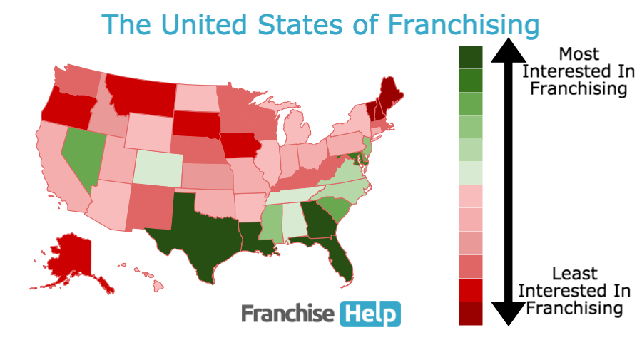 Franchises by State