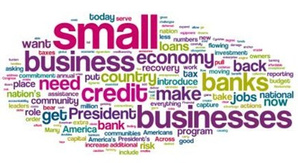 Small Business Wordle