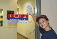Heits Building Services Master Franchise Opportunity