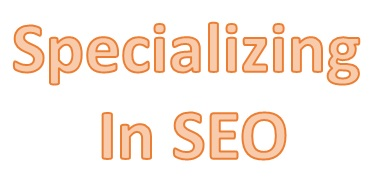 Specializing in SEO
