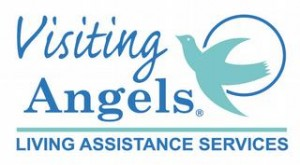Visiting Angels Franchise - Visiting Angels Logo - Franchise Help