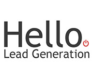 Hello Lead Generation Logo