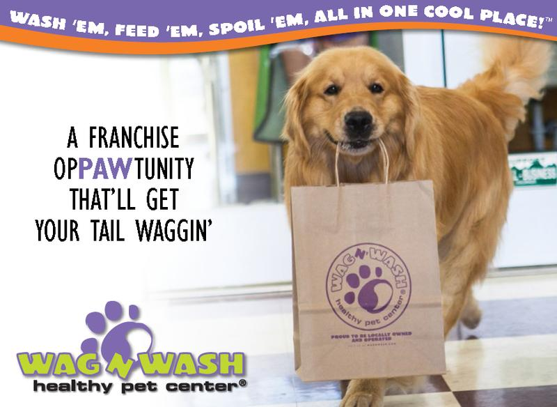 Wag n wash healthy pet center franchise opportunities franchise help at wag n wash we have created an experience like no other whether its for the self service dog wash full service grooming in house bakery or the solutioingenieria Choice Image