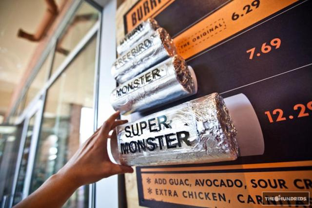 Freebirds Super Monster - Freebirds Franchise News - Franchise Help