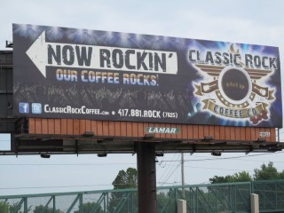 Classic Rock Coffee 2