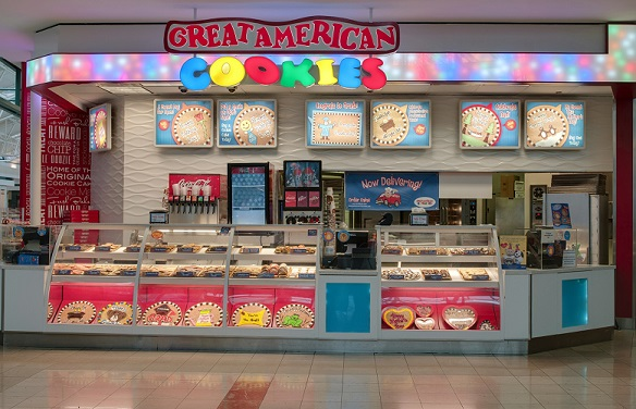 Great American Cookies 3