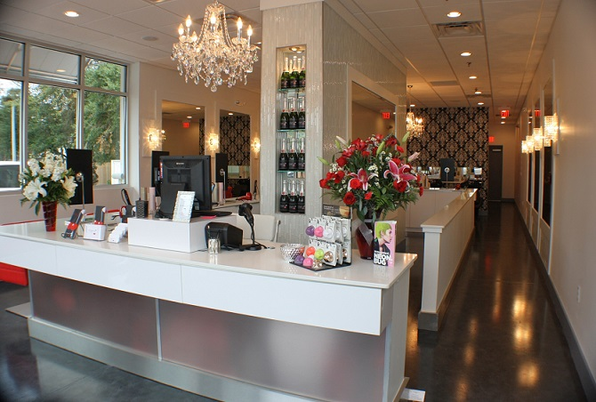 Cherry Blow Dry Bar 2