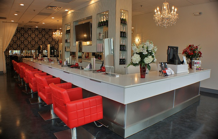 Cherry Blow Dry Bar 1