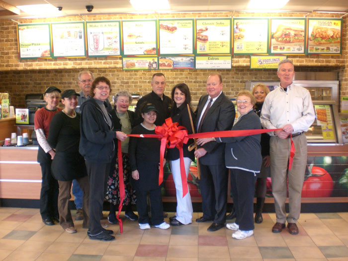 Subway Franchise Expanding - Subway Team at Store Opening - Franchise Help
