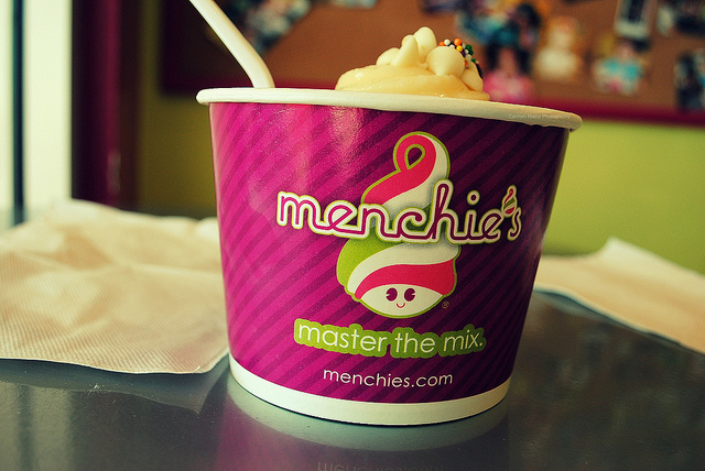 Menchie's Franchise - Menchie's Yogurt Cup - Franchise Help