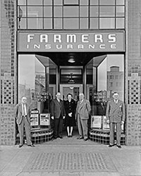 Farmers Insurance has been an industry leader for 80</h2> <p>years.