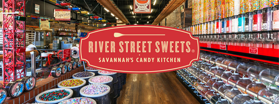 River Street Sweets • Savannah\'s Candy Kitchen Franchise ...