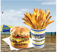 Boardwalk Fresh Burgers & Fries on the Beach - Boardwalk Fresh Burgers &